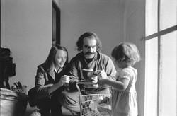 Niki, Tinguely and Bloum, 1973