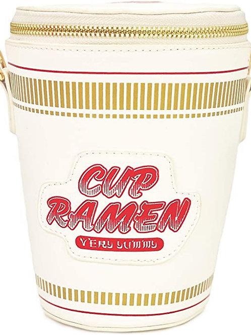 Ramen Noodles Cup Purse
