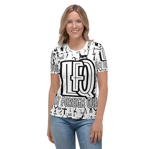 Last Foreign Queen Women's T-shirt