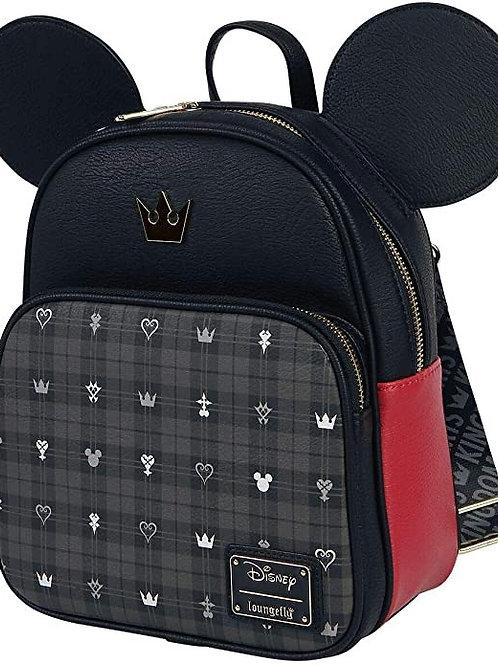 Loungefly Mickey Mouse Kingdom Hearts Mini Backpack