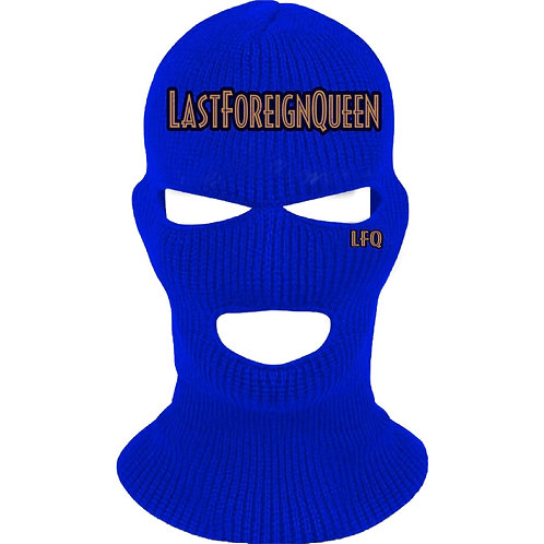 Last Foreign Queen Ski Mask