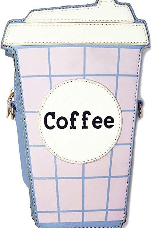 Coffee Cup Purse
