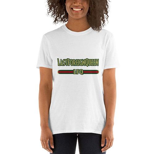 Last Foreign Queen Short-Sleeve T-Shirt