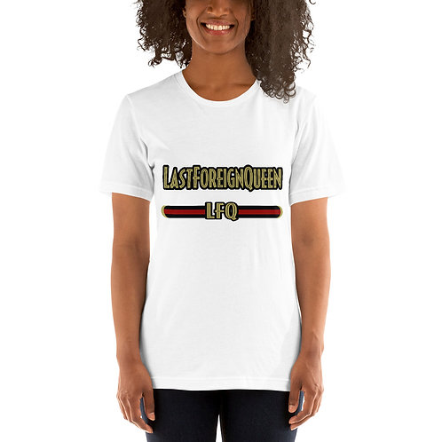 Last Foreign Queen Short-Sleeve T-Shirt
