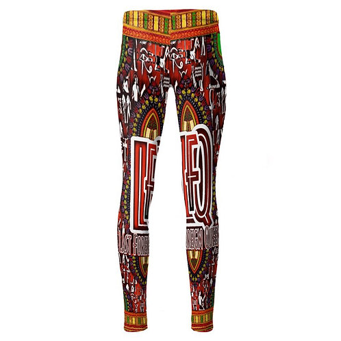 Last Foreign Queen Leggings