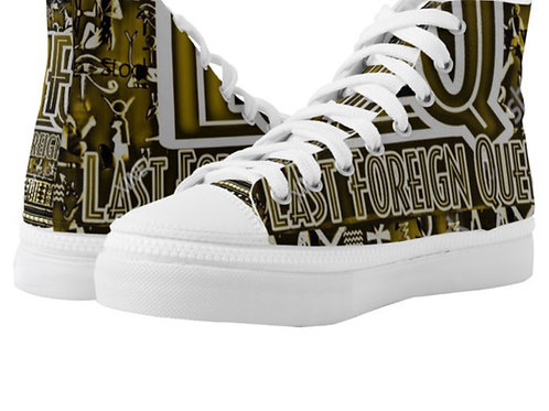 Last Foreign Queen High Tops