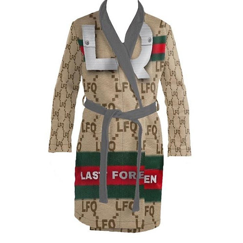 Last Foreign Queen Robe