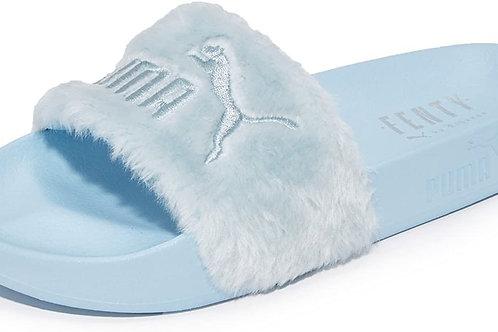 PUMA Fenty x Faux Fur Slides