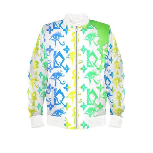 Last Foreign Queen Bomber Jacket