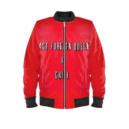 Last Foreign Queen Bomber Jacket
