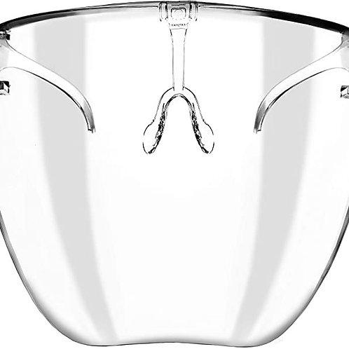 Protective Face Shield Full Cover Visor Glasses/Sunglasses (Anti-Fog/Blue Light