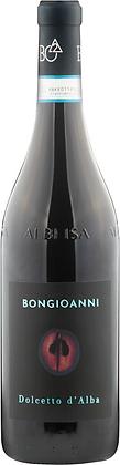 Dolcetto d'Alba DOC 2018 - Bongioanni wine