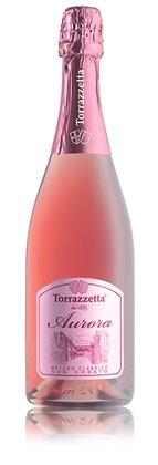 """Metodo Classico Rosato Non Dosato - """"Aurora"""" - 50 mesi - Torrazzetta"""