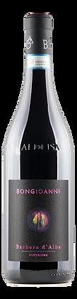 Barbera d'Alba superiore 2018 - Bongioanni wine
