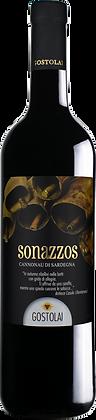 """Sonazzos""  Cannonau di Sardegna  DOC 2014 - Gostolai"