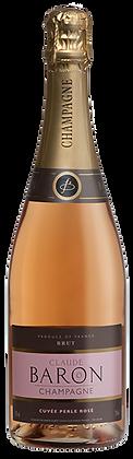 Cuvée Perle Rosé Champagne Baron Albert – Claude Baron