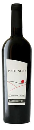 Pinot Nero dei Colli Piacentini 2016 - La Torretta
