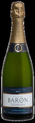 Cuvée Saphir Champagne Baron Albert – Claude Baron