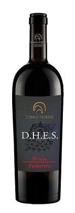 "Primitivo IGT Puglia ""D.H.E.S."" 2018 - Domus Hortae"