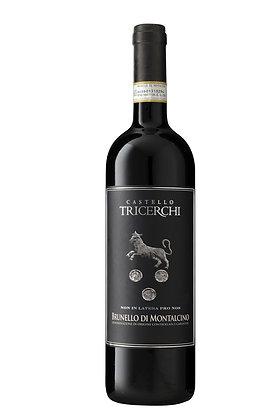 Brunello di Montalcino DOCG 2015 - Castello Tricerchi