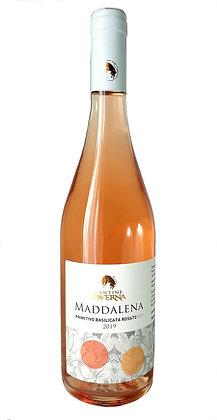 "Basilicata Primitivo Rosè IGP ""Maddalena"" 2019 - Cantine Taverna"