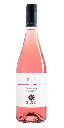 RUSI' Igt Costa Toscana Rosato - Chiappini