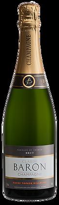 Cuvée Topaze Millésime Champagne Baron Albert – Claude Baron