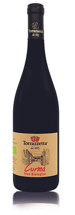Curmà Vino Rosso – Croatina Biologico 2017 - Torrazzetta