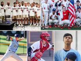 USA Baseball 15U Trials: Highlights