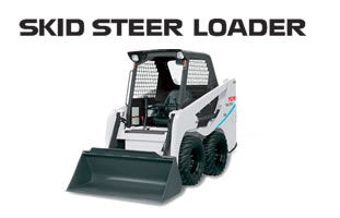 TCM SKID STEER LOADER