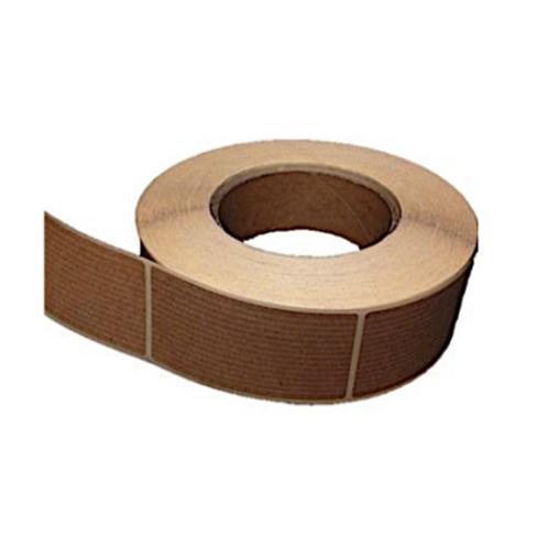 Etiquetas kraft sin impresión 7,4 x 3,4cm