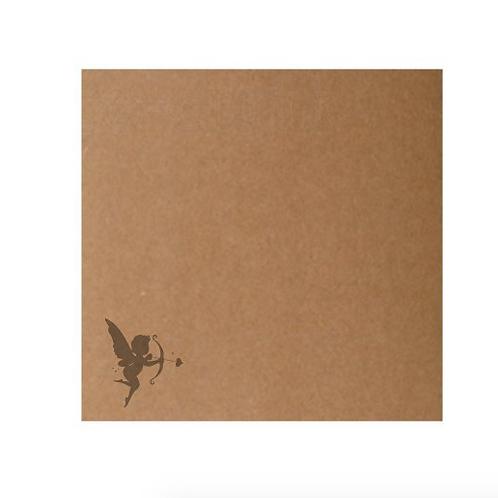 Copia de Sobre impreso motivo querubín (15 x 15 cm)