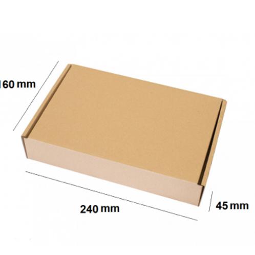 Caja 24 X 16 X 4,5 cm