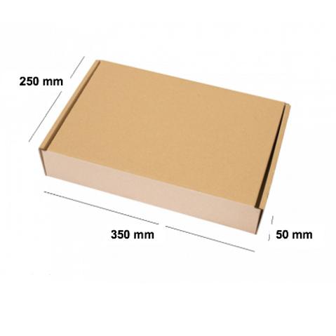 Caja 35 X 25 X 5 cm