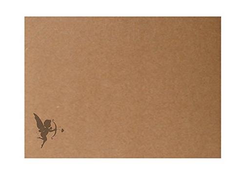 Sobre impreso motivo querubín (18,5 x 13,3 cm)