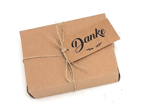 Caja Kraft 11 x 8,5 x 3 cm