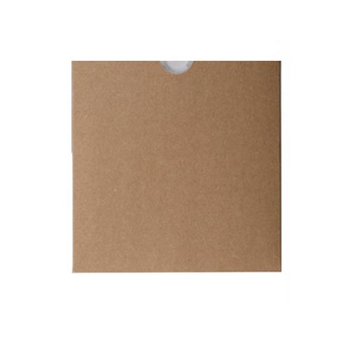 Funda CD cerrada, 12,6 x 12,6 cm