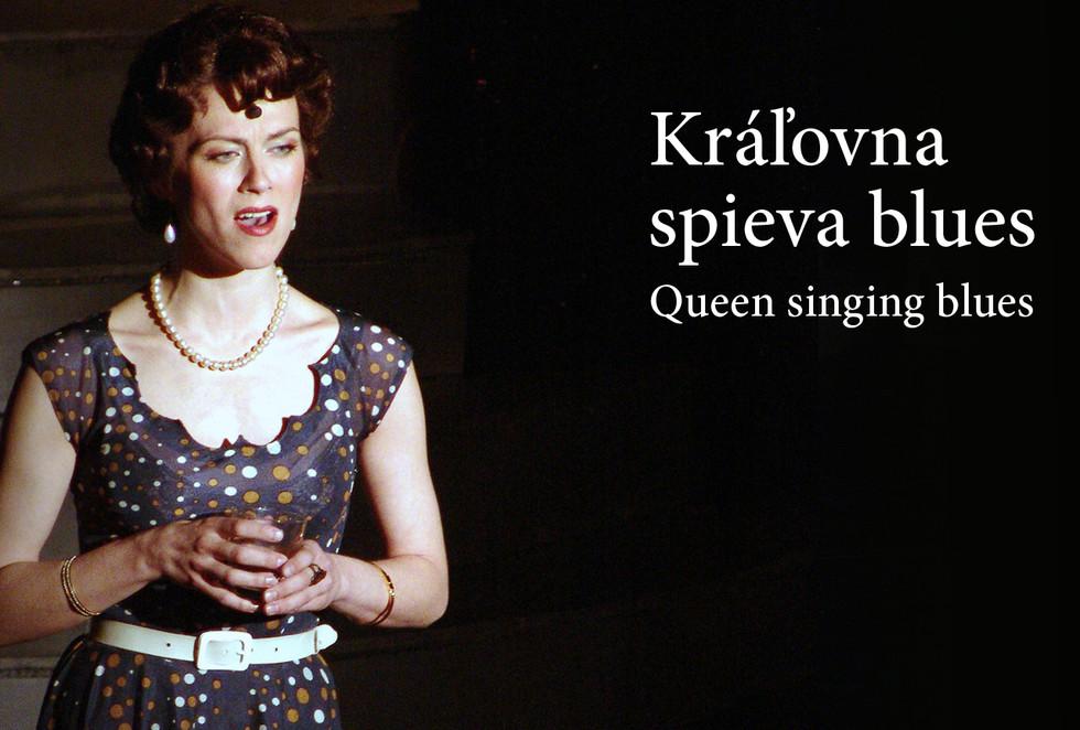 Kráľovná spieva blues - banner úvodný.jp