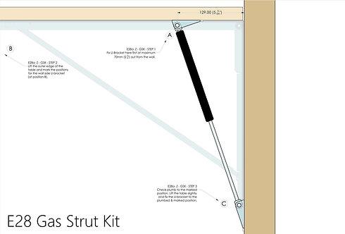 E28 Gas Strut Kit