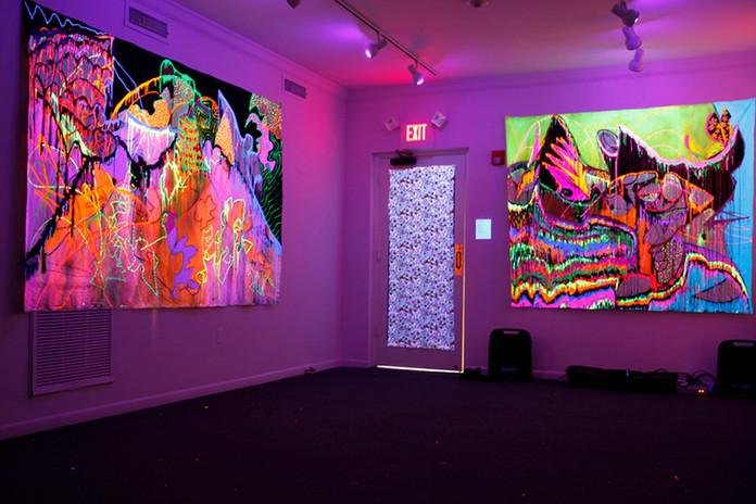 Installation Shot Art & Culture Center Hollywood