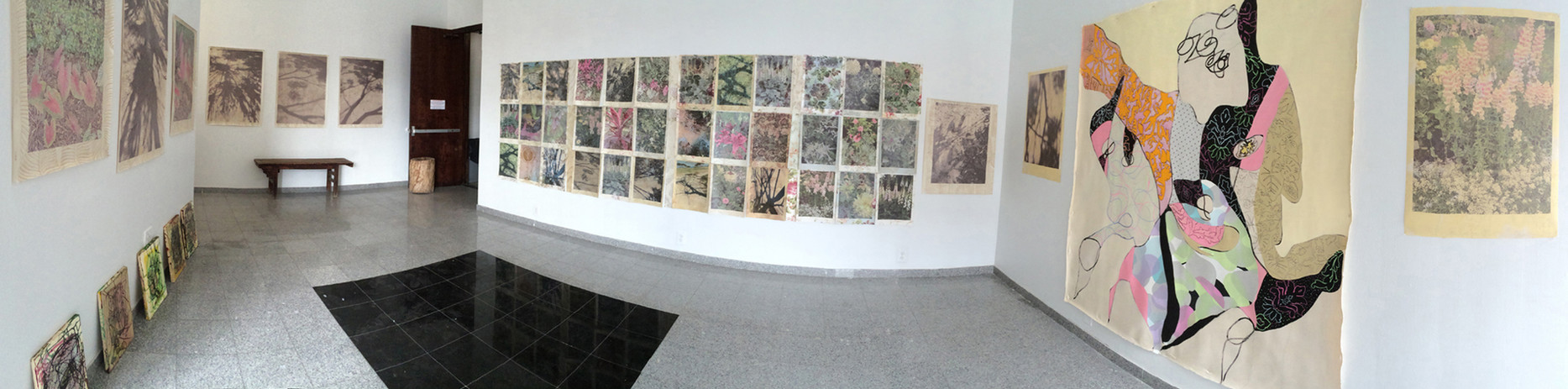 Installation Yashar Gallery