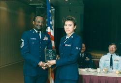 13 Airman Leadership School Distinguished Grad