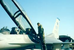 34 Korea - F-16