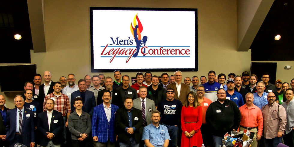 2021 Men's Legacy Conference