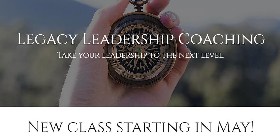 Legacy Leadership Group Coaching