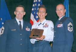 43 NCO Academy Distinguished Grad