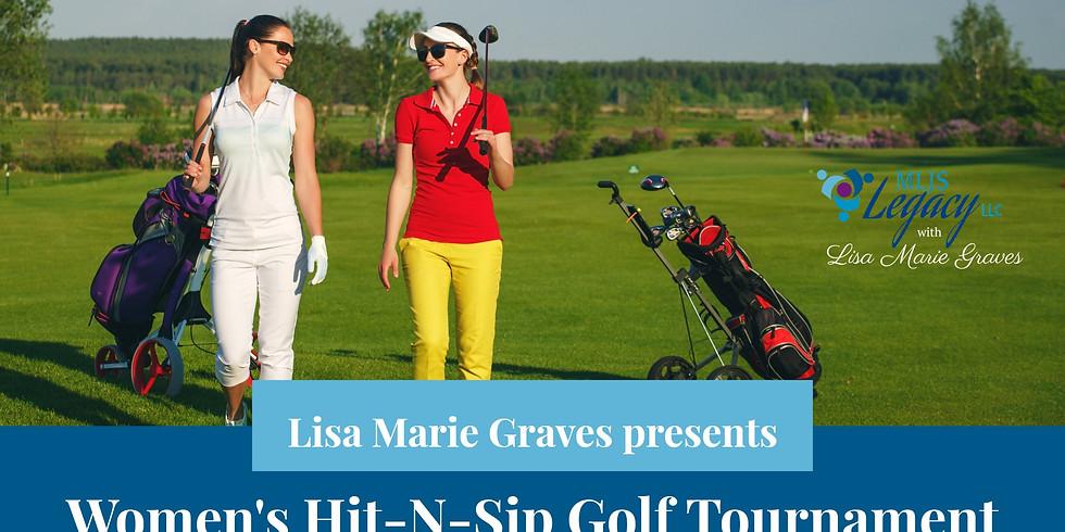 Women's Hit-N-Sip Golf Tournament