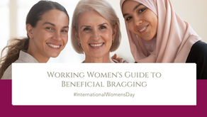 The Working Woman's Guide to Beneficial Bragging