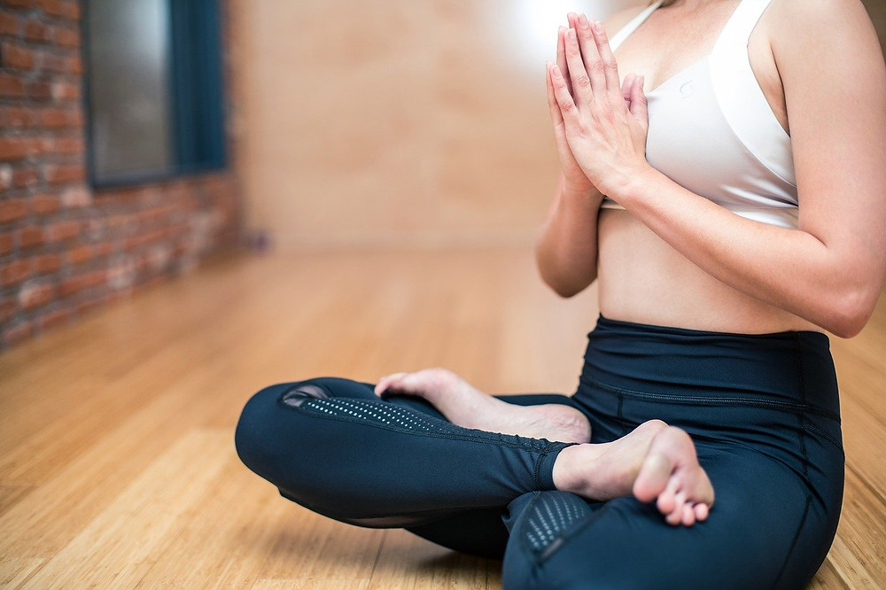 Yoga helps to improve physical health