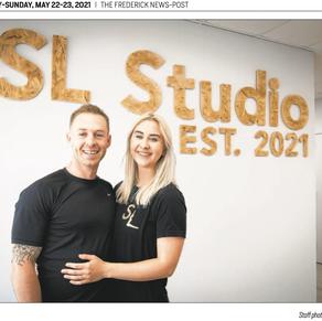 SL Studio Coworking in Frederick News-Post
